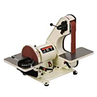JET J-41002 2-Inch by 42-Inch 3/4-Horsepower Bench Belt and 8-Inch Disc Sander by JET