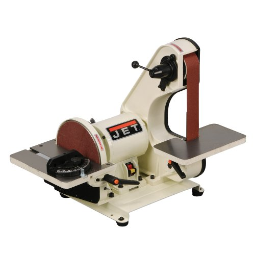 Purchase JET J-41002 2-Inch by 42-Inch 3/4-Horsepower Bench Belt and 8-Inch Disc Sander