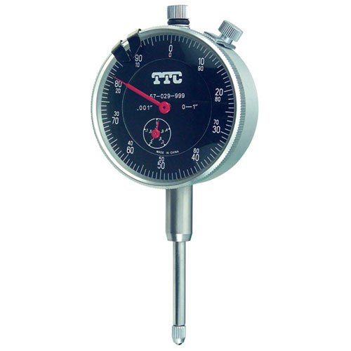 TTC Precision AGD Dial Indicator - Model: PDI-B2 Type of Reading: Inch (Ttc Dial Indicator compare prices)