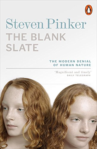 blank slate theory The paperback of the the blank slate: the modern denial of human nature by steven pinker at barnes & noble the official theory blank slate is a loose translation of the medieval latin term tabula rasa literally the blank slate naturally coexists with the ghost in the machine.
