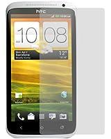 HTC One X Film de Protection d'Ecran Antireflet/Matte (Pack de 2) + Chiffon Gratuit