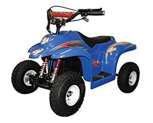 Mongoose Dirt Grinder ATV Electric Four-Wheeled Off-Road Vehicle