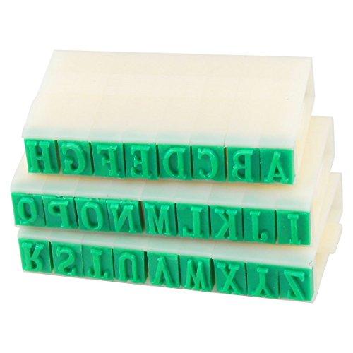 DealMux Büro-Schule 26 Pcs Alphabet