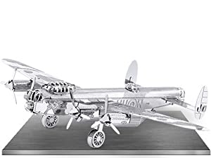 Fascinations MetalEarth 3D Laser Cut Model - Avro Lancaster Bomber