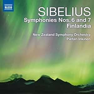 Symphonies Nos. 6 & 7 Finlandia