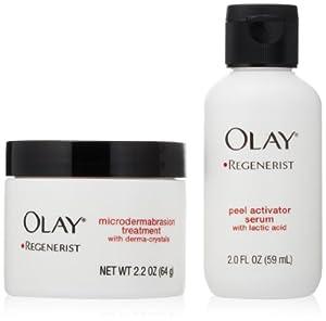 Olay Regenerist Microdermabrasion & Peel System 1 Kit