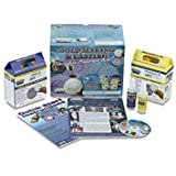 MoldMaking & Casting Pourable Silicone Starter Kit (Color: Bright White Casting Material, Tamaño: one size)