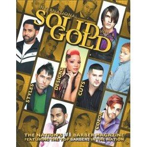 ... Solid Gold Magazine: Barber Magazine (Volume 6): Everything Else
