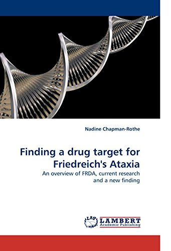 Finding a drug target for Friedreich's Ataxia: An overview of FRDA, current research and a new finding PDF