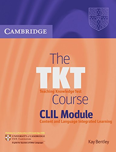 The TKT Course Paperback