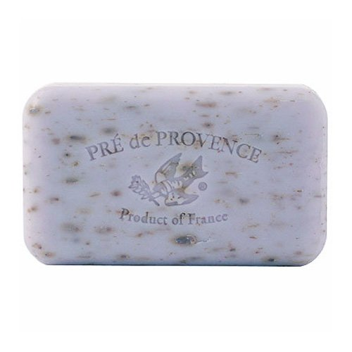 Pre De Provence Lavender Soap, 150g wrapped bar. Imported from France. With shea butter and natural herbs and scents.
