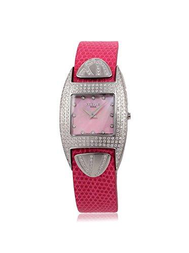 Rochas of Paris Women's RH9067LWPP Pink Stainless Steel Watch