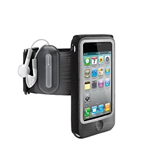Belkin Fast Fit Armband for Apple iPhone (Black)