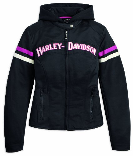 Harley-Davidson Miss Enthusiast 3-in-1 Casual Jacket 97453-11VP Damen Outerwear