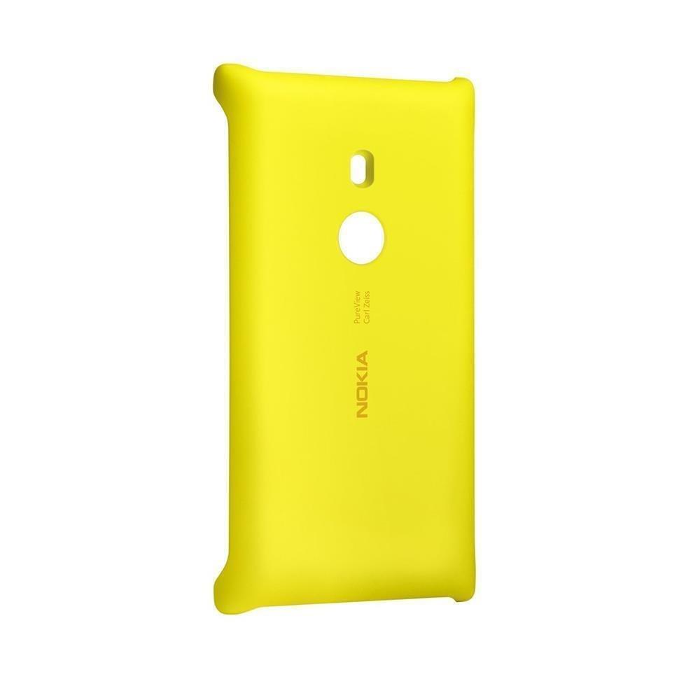 Nokia Shell Case - Carcasa para Nokia Lumia 925, amarillo - Electrónica - Comentarios y descripción más