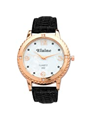 Big Tree Elaine Off-White Dial Analogue Off-White Dial Womens Watch - W1103Bw