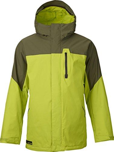 Burton Encore Jacket giacca snowboard da uomo MB Encore, Venom/Keef, L, 10174102738