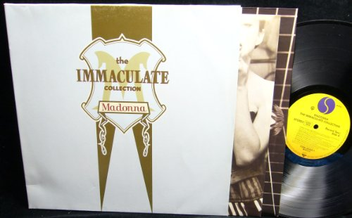Madonna - The Immaculate Collection - Zortam Music