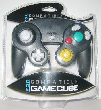 Gamecube Black Controller