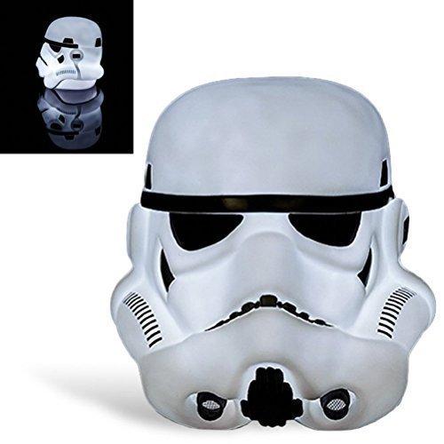 Blanc 3D Stormtrooper Star Wars 16Cm Mood Light