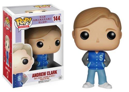 Funko POP! Movies The Breakfast Club Andrew Clark Vinyl Action Figure 144