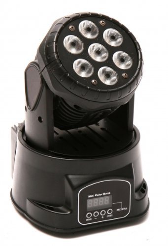Varytec LED Easy Move XS HP Wash 7x8W RGBW