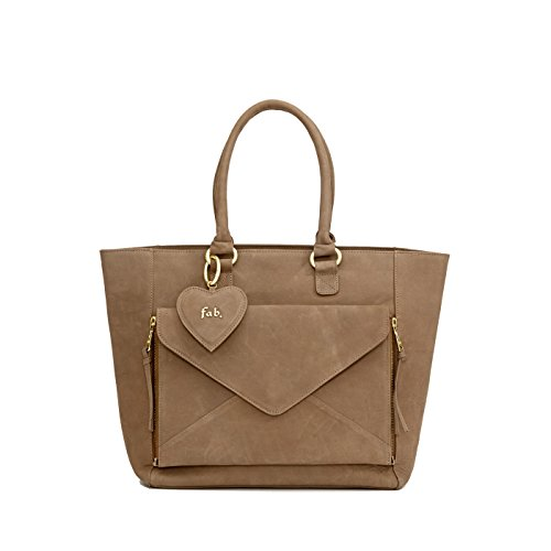 FAB TWO IN ONE BUSINESS BAG NB AVOCADO Laptoptaschen