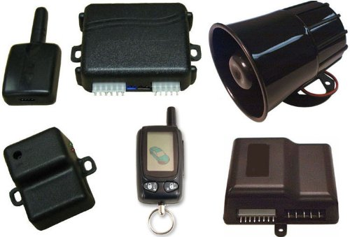 Alert - 500SRS - Long Range 2-Way LCD Paging 