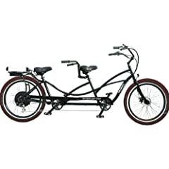 Buy Pedego Tandem Cruiser Black by Pedego