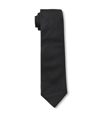 Givenchy Men's Patterned Tie, Black/Grey