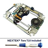 New - Sony PS3 Laser Lens + Deck (KES-450D/ KES-450DAA/ KEM-450D/ KEM-450DAA) + Nextek® T8 Security Screwdriver