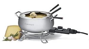 Cuisinart CFO-3SSC Electric Fondue Pot