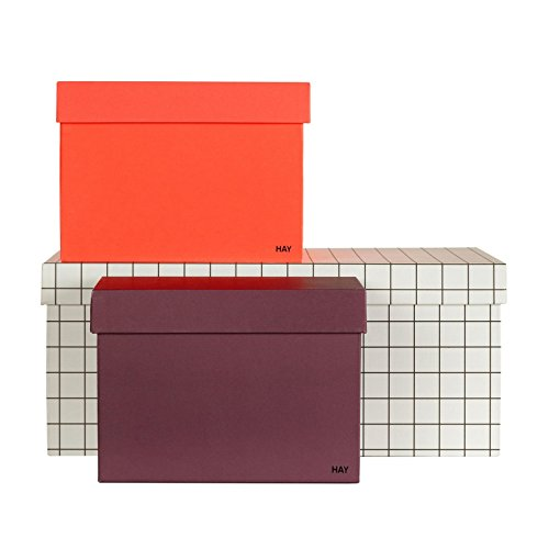 Aufbewahrungsboxen in 3 verschiedene Größen