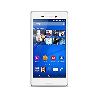 Sony Xperia M4 Aqua Dual (White, 16 GB)