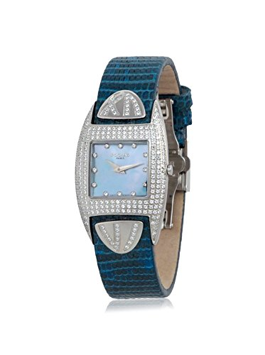 Rochas of Paris Women's RH9067LWNN Blue Stainless Steel Watch