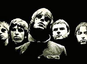 imagenation Oasis - Band Paint  Oasis Band