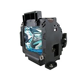 Proxima DP6400X Replacement Projector Lamp Original Philips // Osram Bulb Inside with Housing by KCL