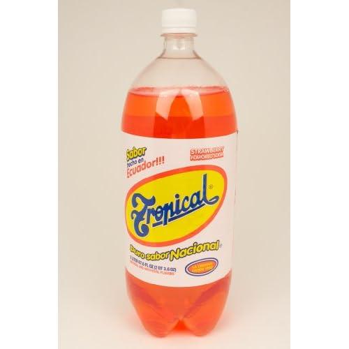 Amazon.com : Tropical Ecuadorian Strawberry Soda 2 Lt