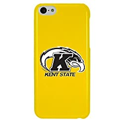 NCAA Kent State Golden Flashes Case for iPhone 5C, One Size, Yellow