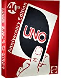 Uno 40th Anniversary Edition Card Game