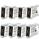 8pk Lc-51 Compatible Ink for