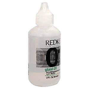 Redken 01 Glass Smoothing Serum 2 Ounces