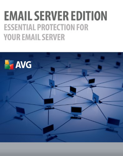 AVG Email Server Edition (10 user, 1 year) [Download]
