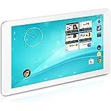 TrekStor SurfTab breeze 10.1 quad (10.1'' Android Tablet mit Quad-Core-CPU, 8 Go RAM, 1 Go RAM) blanc