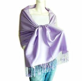 New Best Soft Pashmina/Shawl/Scarf/Wrap/Stole (lavender)