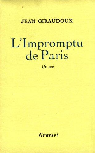 L'impromptu De Paris