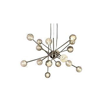 trend lighting tp6366 16 16 light galaxia chandelier. Black Bedroom Furniture Sets. Home Design Ideas