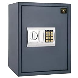 New - Paragon Lock & Safe ParaGuard Premiere Electronic Digital Safe Home Security - Quality. Only here.