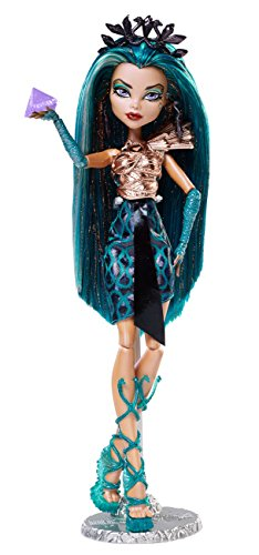 Monster High CKC65 - BÙ York Nefera De Nile