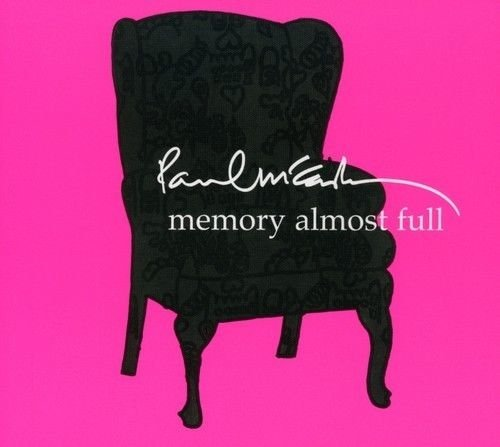 Memory Almost Full (Starbucks Limited Special Deluxe Edition with CD and DVD, plus bonus limited edition $5 Paul McCartney Starbucks card) (Paul Mccartney Memory Almost Full compare prices)